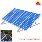 Новый алюминий конструкции/стальная солнечная установка с ISO9001 (402-0003)
