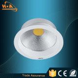 La MAZORCA rápida ahorro de energía LED del traspaso térmico 10W abajo se enciende