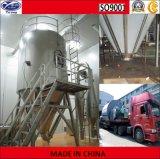 Secador de pulverizador líquido do fermento, máquina de secagem de pulverizador, equipamento de secagem