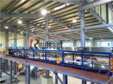 フルオートマチックの瀝青および修正された瀝青の鋼鉄ベルト粒状になる機械