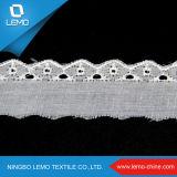 Шнурок вышивки/шнурок Trochon/шнурок хлопка Lace/Tc
