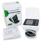 Portale Digital Handgelenk-Blutdruck-Monitor