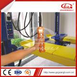 Levage professionnel de véhicule de poste de la qualité quatre de Guangli Maufacturer pour le cadrage à quatre roues (GL-4.0-4E1)