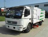 Camion di pulizia di vuoto di Dongfeng 4*2 Rhd LHD