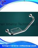 Platz-Aluminiumdusche-Sicherheits-Zupacken-Stab mit Seifen-Netz Sgb-003