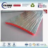 Feuille en aluminium de revêtement de toit d'isolation de mousse de XPE