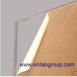 Placa acrílica da folha PMMA da placa PMMA da folha acrílica decorativa, placa plástica do plástico da folha