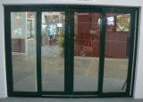 Puerta deslizante de la concha 80 PVC/UPVC