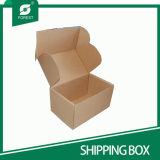 관례에 의하여 인쇄되는 물결 모양 우송자 화물 박스