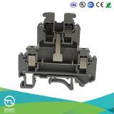 Connecteur électrique de vis du TB Jut1-4/2L de double couche