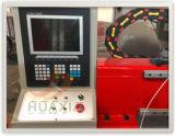 Machine de découpage de plasma de portique de commande numérique par ordinateur avec la voie de guidage à vendre