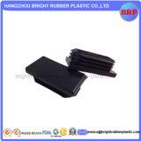 Formes de qualité d'OEM diverses de chapeau en plastique noir