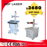 máquina da marcação do laser do metal da máquina da marcação do laser da fibra 20W para a venda