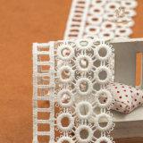Новый тонкий горячий французский шнурок ткани платья венчания шнурка