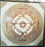 El azulejo más nuevo del mármol del suelo de la decoración