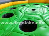 Fusion gonflable, jeu de sports pour le parc d'attractions