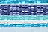 Listras Placemat tecido PVC para a HOME & o restaurante