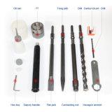 Rotierender elektrischer Hammer, Hauptverbesserungs-Energien-Hilfsmittel