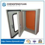 内部のドアとの防水金属の配電箱の壁の土台機構