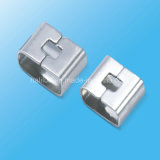 経済的な使用されたステンレス鋼Lタイプバンディングクリップ