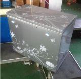congélateur de réfrigérateur profond de réfrigérateur de poitrine solaire du compresseur 208L de C.C 12/24V