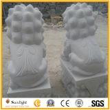 راحة [غريك]/حديثة/حديقة طبيعيّة بيضاء/أصفر رخام/صوّان حجارة رقم/تمثال حيوانيّ ينحت نحت