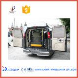 ヴァン(WL-D-880U-1150)のための電動車椅子の起重機の車椅子用段差解消機
