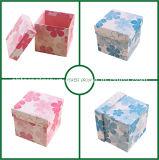 Caja de cartón del regalo con el encierro de la cinta (FP0200058)