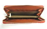Fashion Wallet dell'unità di elaborazione di Croco di disegno della signora di cuoio