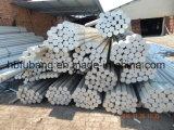 Barras de la aleación de aluminio y protuberancia de Roces con los diámetros modificados para requisitos particulares