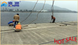 Pontão de flutuação concreto do projeto modular feito em China