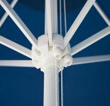 parapluie de plage 240cm*8k extérieur avec l'impression bleue de Heatransfer