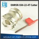 Emr5r-S50-22-4t 마스크 선반 절단기 공구