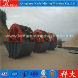 판매를 위한 바퀴 유형 Portabl 모래 세척 세탁기