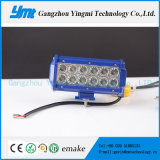点の洪水のビーム作業ランプ36W LEDのライトバー