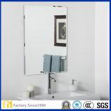 Miroir grand large de miroir conique de mur de Frameless de rectangle