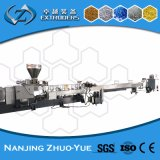 Air Cooling Die Face Hot Cutting PE Twin Screw Extruder