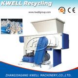 プラスチックのためのPEのシュレッダーか単一シャフトの寸断機械か木またはペーパー