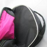 多彩なプリントポリエステル走行のバックパック
