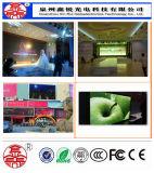 El suyo confiaba en la muestra de interior a todo color 256mm*128m m de la visualización del módulo de la pantalla de la calidad P4 SMD LED
