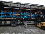 Barra d'urto UHMWPE per il nastro trasportatore