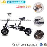 Bike 36V 250W электрический складывая с автошиной 12 дюймов