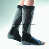 Vlakte en de Breiende Machine van Terry Socks