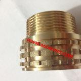Inserção de bronze de PPR