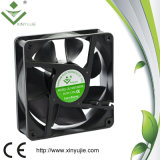 12 Volt 120mm DC Axial Flow Industrial Fan 120X120X38mm