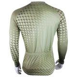 Куртка спортов способа просто холодная покрывает втулка Breathable быстро сухой задействуя Джерси людей длинняя