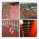 Qualität-haltbarer Barrikade-Netz-Sperren-Zaun-Plastiksicherheitsnetz