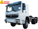HOWO 6X6販売のためのAll-Wheel駆動機構のトラクターのトラック