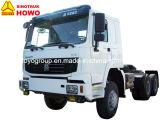 軍の品質のSinotruk HOWO 6X6 All-Wheel駆動機構のトラクターのトラック