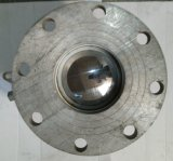 Válvula de esfera de alumínio grande de tamanho especial